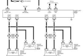 nissan x trail radio wiring diagram wiring diagram