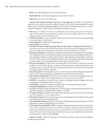 Railroad Resume Examples by Appendix C Glossary Of Railroad Terminology Appearing In This