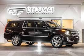 cadillac escalade rental las vegas cadillac escalade rental in las vegas diplomat luxury car rentals