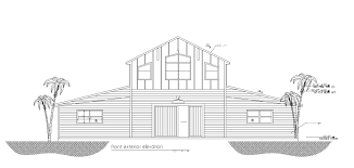 custom florida house plans barn house mangrove bay design