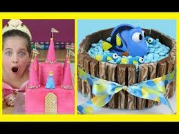 amazing kids birthday cakes compilation disney princess barbie