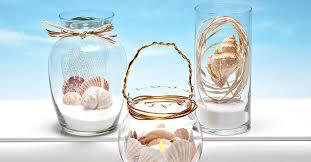 Sand Vase Get Creative Make Your Own Sand U0026 Shells Vase The Dollar Tree Blog