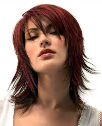 medium length haircut easy to maintain layered shoulder length haircuts versatile stylish and easy to