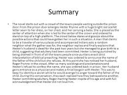 ideas collection the scarlet letter introduction summary for your