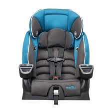 crash test siege auto 0 1 maestro harnessed booster car seat evenflo