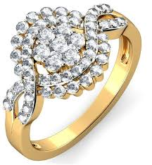 wedding ring for 18k yellow gold wedding ring in patterns with 25 small 0 5 ctw