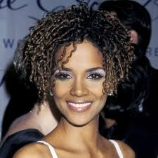 back view of halle berry hair halle berry s changing looks instyle co uk
