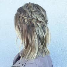 hairstyles for medium length hair with braids 17 chic braided hairstyles for medium length hair page 2 of 2