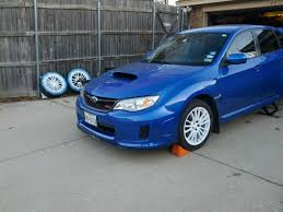 white subaru black rims i finally have a wrb subie with gold wheels life is complete