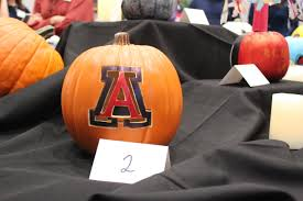 gallery ua offices decorate pumpkins pop popcorn and cook