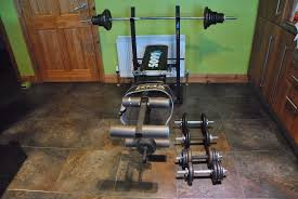 York 6605 Bench 100 Weight Bench York York Fts Olympic Combo Bench Savage