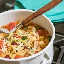 Italian Soup by Pasta Fagioli Soup Recipe Myrecipes