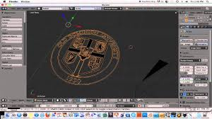 blender converting 2d image to 3d object youtube