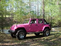 pink jeep rubicon wave to a pink jeep page 3 jeep wrangler forum