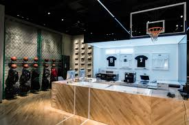 first look inside the nike u0026 jordan basketball experience store