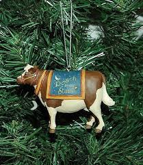farm animal ornaments collection on ebay