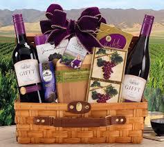 Wine Basket Gifts Gifft Baskets From Van U0027s Gifts Kathie Lee Gifford