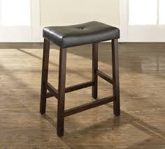 Bar Set For Home by Furniture Iron Seat Saddle Bar Stools With Foot Rest For Home