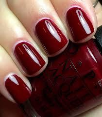 opi hair color best 25 opi dark red ideas on pinterest burgundy nail polish