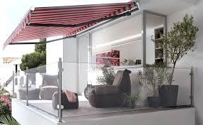 seitenschutz balkon balkon sichtschutz lösungen für jeden balkon schöner wohnen