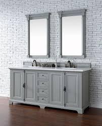 Bathroom Vanity 72 Inch James Martin Providence Double 72 Inch Transitional Bathroom