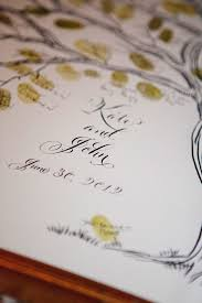 wedding signing book wedding wedding guest sign in book poster reception