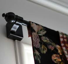 Magnetic Curtain Rod Lowes Curtain Astounding Magnetic Curtain Rod Remarkable Magnetic