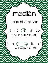 22 best mean median mode images on pinterest teaching ideas