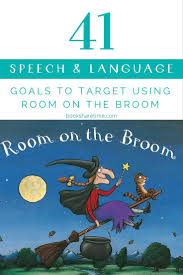 room on the broom julia donaldson speech therapy therapy and