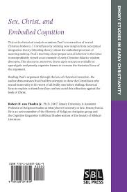 christ and embodied cognition paul u0027s wisdom for corinth