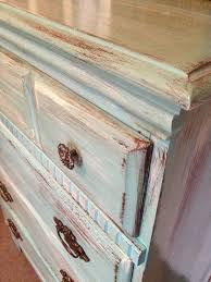 Old Furniture Distressing Old Furniture With Paint Diy Tutorial Trends With