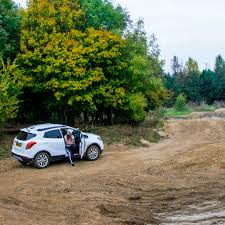 vauxhall mokka offroading with the new vauxhall mokka x that adventurer
