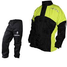 motorcycle rain gear richa rain warrior motorbike motorcycle jacket and trousers