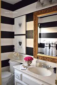 bathrooms decor ideas best 25 striped bathroom walls ideas on stripe walls