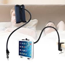 mount 360 rotating lazy bed desk stand holder for ipad 2 3 4 air