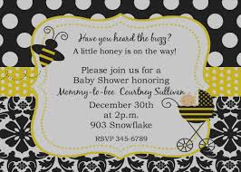 bumble bee baby shower gallery bumble bee baby shower invitation template bumble bee baby