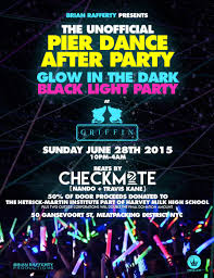 tickets for griffin pride glow in the dark party in new york from