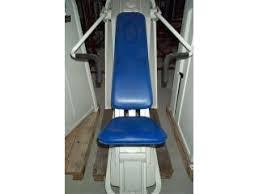 Nautilus Bench Press Chest Press David 510 Used Fitnessmarkt Com