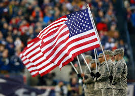 Flag Of Baltimore The Nfl Protests Show The Danger Of Using Veterans As A Political