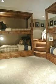 Plans For Building A Loft Bed With Stairs by The 25 Best Bunk Bed Plans Ideas On Pinterest Boy Bunk Beds