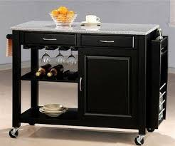 Powell Pennfield Kitchen Island Should I Buy A Kitchen Cart Or A Kitchen Island Goedeker U0027s Home