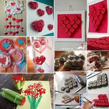 30 creative valentine u0027s day crafts for kids to make