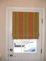 Kitchen Window Treatments Roman Shades - decorating ideas astounding image of kitchen window treatment