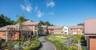 retirement village in east grinstead west sussex charters village