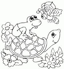cute turtle coloring pages getcoloringpages pertaining to coloring