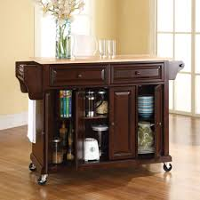 kitchen fabulous narrow kitchen cart kitchen cart with stools