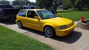 tuner honda civic 1989 honda civic dx hatch custom tuner lowered mt ac runs