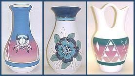 Indian Wedding Vase Story Native American Pottery