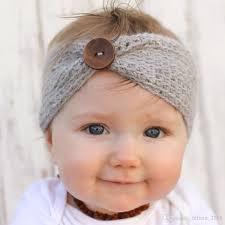 knitted headband hot sale winter wool knitted headband baby kids newborn hair