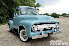 classic cruisers 1954 ford f 100 rod network